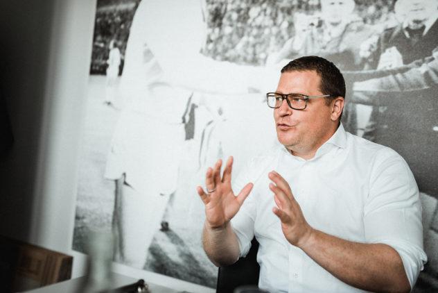 Max Eberl im MitGedacht.-Interview