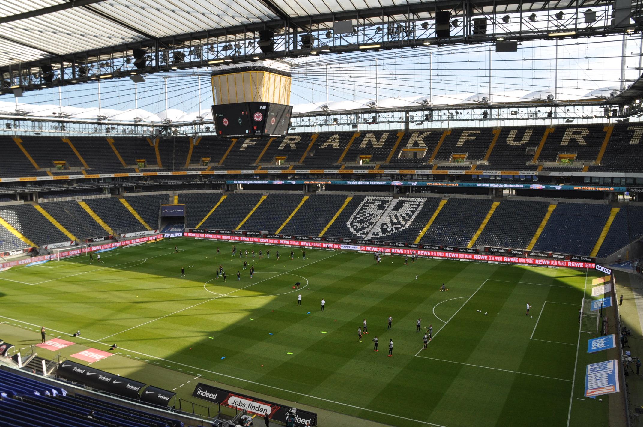 Borussias erster Corona-Spieltag
